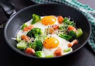 koolhydraatarm ontbijt