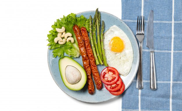 koolhydraatloos ontbijt